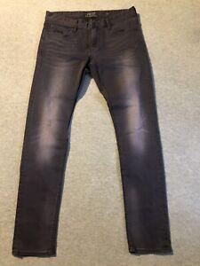 Mens Superdry Skinny Jeans W34 L32 New