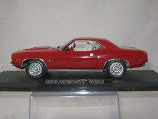 Supercar 1970 Plymouth Barracuda Ronnie Sox Red Demonstrator A1806104RW