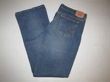 "Womens Levi's Jeans Boot Cut Stretch Jeans. Size 16L Blue. 33 1/2"" Inseam."