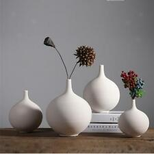 2-Set Oval Modern Ceramic Plant Flower Planter Pot Wedding Decorative Bowl S