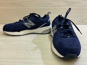 New Balance 608v5 MX608UN5 Training Shoe - Men's Size 9.5 2E, Navy
