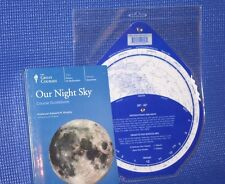 The Great Courses ~ OUR NIGHT SKY ~ DVD, Guidebook and Planisphere  ~ Brand New!