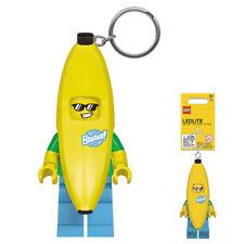 Lego Banana Guy Llavero Led Linterna Nuevo Regalo Genial Ledlite Vendedor Gb