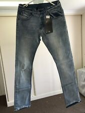 10 Pairs Of Mens Brand New Quicksilver Jeans Size 30