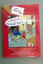 LES MESAVENTURES DE MR BALOURD TILLIEUX EDITIONS DE L ELAN NEUF