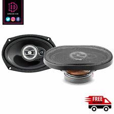 Focal RCX690 3-Way 6x9 Coaxial Speakers - 160W 80RMS Car Van Door Shelf Audio
