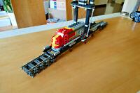 LEGO Train 9V Brücke *UNIKAT*