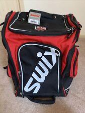 New listing SWIX Tri Pack Norwegian Ski Bag NWT Outdoors Hiking 9 Compartments