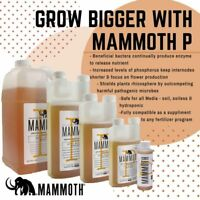 Mammoth P Microbes Active Microbial Phosphorus Bloom Booster Nutrient