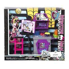 Monster High BDD83 Cours d'Art Studio École Accessoire Jouet Jeu