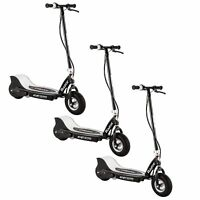 Razor E325 Electric Rechargeable Motorized Ride On Kids Scooter, Black  (3 Pack)