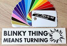 Funny Sticker Car Indicator Meme Vinyl Decal Adhesive Trailer Bumper Tailgate