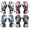 -22F Winter Ski Gloves Warm Windproof Waterproof Thermal Touchscreen Outdoor