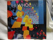 The Who Roger Daltrey signed autographed  ENDLESS  WIRE LP JSA Authenticated