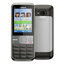Nokia C5-00 Black Mobile Phone