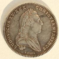 Gettone Della Presence Degli Stati Di Bretagna - Argento - Luigi XV - 1768 - 6,6