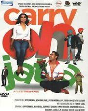 CARRY ON JATTA - ORIGINAL BOLLYWOOD PUNJABI DVD - FREE POST