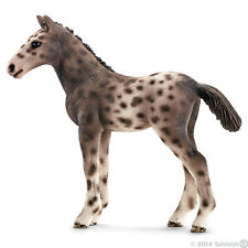 NEW SCHLEICH 13760 Knabstrupper Foal - Horse Equine - RETIRED