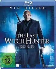 Blu-ray * THE LAST WITCH HUNTER - VIN DIESEL # NEU OVP $