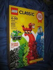 LEGO CLASSIC Ideas/Creative Box Set #10704 (Cars/Dragon/Boat+)  ~NEW SEALED!!!