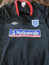 England Large Jersey Nationwide Soccer World Cup Umbro Football