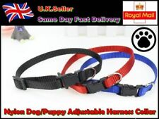 Unbranded Nylon Dog Adjustable Leashes Collars