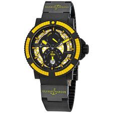 Ulysse Nardin Diver Black Sea Automatic Black Dial Mens Watch 263-92B4-3C/924