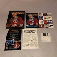 UNTESTED Commodore Amiga Game GREG NORMAN'S SHARK ATTACK Golf Game Complete CIB