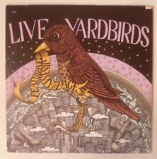 LP  THE YARDBIRDS LIVE !   USA 1976