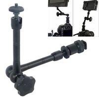 "7"" Adjustable Friction Articulating Magic Arm for DSLR Rig LCD Monitor LED Light"
