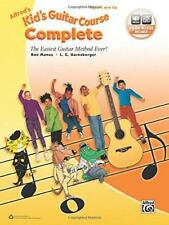 Alfred's Kid's Guitar Course Complete: The Easiest Guitar Method Ever! (Book & O