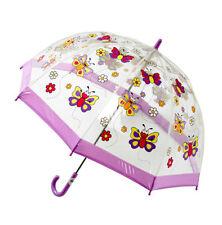 Parapluies violette pour fille de 2 à 16 ans
