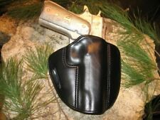 1911 owb leather holster