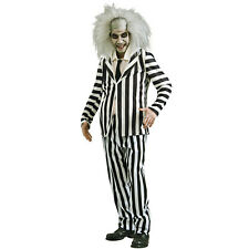 Beetlejuice Costume Adult