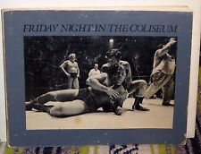 Friday Night in the Coliseum by Geoff Winningham (Alison Press, 1971) PB