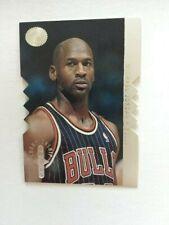 WOW Michael Jordan 1995-96 UPPER DECK SP CHAMPIONSHIP SHOTS #S16 DIE-CUT INSERT