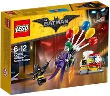 LEGO THE BATMAN MOVIE GLOBOS DE FUGA THE JOKER 70900 NUEVO PRECINTADO SIN ABRIR