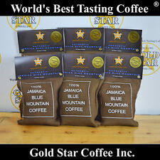 6 lbs Wallenford Estate Jamaica Blue Mountain Coffee - Roasted Fresh as ordered