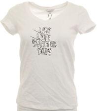 Sandwich Damen T-shirt Kurzarm Top-zustand Gr. L