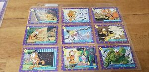 """1978 SKYBOX """"GARFIELD"""" TRADING CARDS IN PLASTIC SLEEVE."""