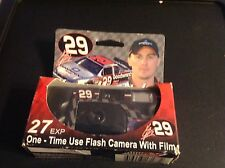Nascar Kevin Harvick One-Time use Flash Camera with film, Old School, L@@K