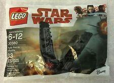 LEGO 30380 Star Wars Kylo Ren's Shuttle Poly Bag Mini Set Mini Black Space Ship