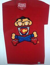 Brand New Johnny Cupcakes Superman Phonebooth Crossbones 2X XXL