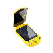 F16 Android 4.0.3 Play Store Smart Car Model Cell phone Mobile Unlocked Yellow