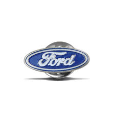 Ford Lifestyle Collection New Genuine Ford Oval Pin Butterfly Badge 35010501