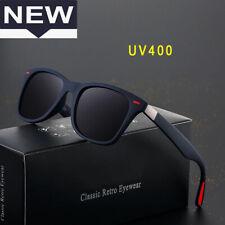Polarized Sunglasses Men Women Retro Square Sport Drivin Cycling Fishing UV400
