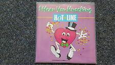 Hot Line - I hear you knocking 7'' Single Europe