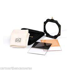 Lee Filters Starter Kit Para 100mm sistema Inc: Portafiltro,0.6 Nd Duro Etc fhsk