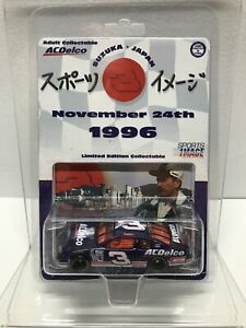 Action #3 Dale Earnhardt 1996 AC/Delco Suzuka Japan 1/64