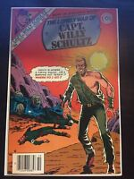 The Lonely War of Capt. Willy Schultz Vol. 2 #76 FN Fine DC Comics Newsstand